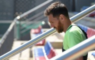 Messi, Enrique u sầu trong buổi tập trước thềm Cúp nhà vua