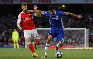 Tâm điểm Chelsea - Arsenal: 3-4-3 của Wenger gặp 'nguyên bản'