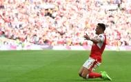 Alexis Sanchez phá hàng loạt kỷ lục