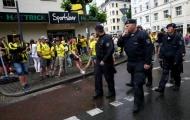 Cảnh sát căng thẳng chờ Dortmund 'khoe' cúp