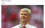 Góc nhìn fan: Arsenal lùi lại, để bước lên mạnh mẽ