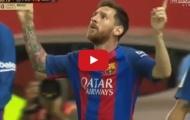 Lionel Messi chơi cực hay trước Alaves