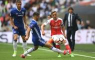 Màn trình diễn của Mesut Oezil vs Chelsea