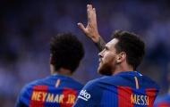 Messi hủy diệt Alaves, Barcelona vô địch cúp Nhà Vua