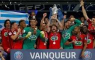 Thắng nhọc Angers, PSG vô địch Cúp Quốc gia Pháp