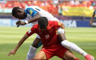 U20 Việt Nam không thể tạo ra kỳ tích trước U20 Honduras