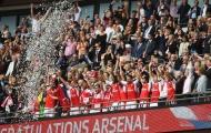 Wenger đi vào lịch sử FA Cup, xếp chung mâm Guardiola và Mourinho