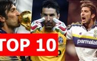 Top 10 bí mật khó tin về Buffon