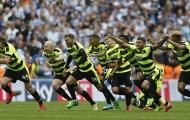 TRỰC TIẾP Huddersfiel (pen) 4-3 Reading: Huddersfield chính thức lên hạng! (KT)