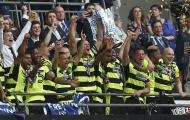 Gục ngã trên chấm phạt đền, Reading rơi nước mắt nhìn Huddersfield lên hạng