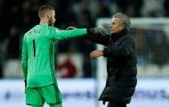 Man United tự tin giữ chân De Gea trước 'núi tiền' của Real Madrid