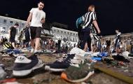 Juventus vỡ trận, khủng bố tại Turin?