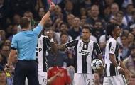 Quay chậm: Ramos 'ăn vạ', Cuadrado nhận thẻ đỏ ngớ ngẩn