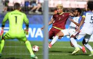 Thể lực vượt trội, U20 Venezuela khiến người Mỹ ôm hận trong hiệp phụ