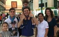 Thuyền trưởng của Milan bất ngờ đến Việt Nam du lịch