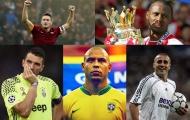 Đội hình 11 danh thủ chưa từng vô địch Champions League: Nước mắt Buffon