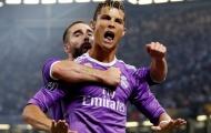 Real không chỉ có Ronaldo, họ có một tập thể xuất sắc
