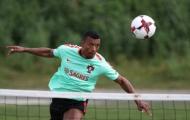 Vắng Ronaldo, Nani trở thành tâm điểm trên tuyển Bồ Đào Nha