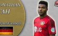 Jonathan Tah, ngôi sao Liverpool nên cân nhắc thay cho Van Dijk