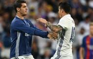 Morata nhắn với Mourinho: Tôi muốn chơi cùng Rodriguez