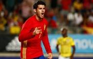 Mourinho có xem? Morata tỏa sáng giúp Tây Ban Nha hòa nhọc nhằn trước Colombia