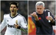 Vì sao Morata phù hợp với Mourinho hơn Griezmann?