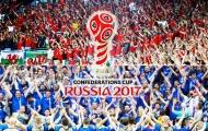 Nga miễn thị thực cho cổ động viên Cup Liên đoàn các châu lục