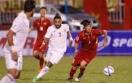 Việt Nam 0-0 Jordan (Vòng loại Asian Cup 2019)