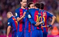 Giá trị của các cầu thủ Barca theo CIES