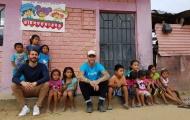 Chùm ảnh: 'Thầy giáo' Sergio Ramos tỏa sáng ở Peru