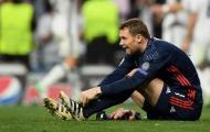 Neuer và những sự vắng mặt đáng tiếc tại Confed Cup năm nay