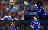 10 cầu thủ Brazil xuất sắc nhất lịch sử NHA: Stamford Bridge - Đất lành của vũ công Samba?