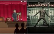 Biếm họa: Donnarumma hám tiền vì Raiola, Ronaldo và trào lưu đào tẩu trong hè