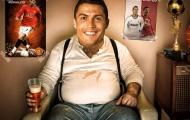 Đội bóng hạng 3 Đức dùng chiêu độc mời gọi Ronaldo