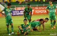 XSKT Cần Thơ không dùng đội hình mạnh nhất đấu với Quảng Nam