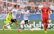 1h45 ngày 22/06, U21 Đức vs U21 Đan Mạch: Khó cản Cỗ xe tăng