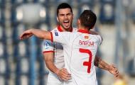 Kiên cường chiến đấu, U21 Macedonia suýt có chiến thắng trước U21 Serbia