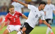 Hủy diệt Đan Mạch, U21 Đức cầm chắc vé đi tiếp