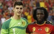 Lương ít hơn Lukaku, Courtois quyết không gia hạn với Chelsea