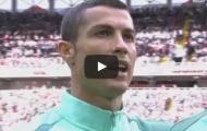Màn trình diễn của Cristiano Ronaldo vs Nga