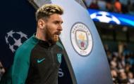 Sự thật sau việc Messi muốn đến Man City: Vì sao, và vì ai?