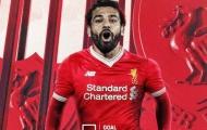 CHÍNH THỨC: Liverpool đón tân binh đắt KỶ LỤC lịch sử