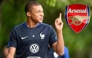 CẬP NHẬT vụ Kylian Mbappé: Wenger gọi điện, nỗ lực 100%