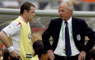 Thầy cũ 'dụ dỗ' Rooney sang Trung Quốc