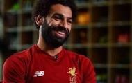 Đến Liverpool không lâu, Mohamed Salah đã gây họa