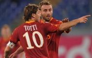 Những cầu thủ trung thành nhất còn thi đấu: Totti trao ấn cho De Rossi
