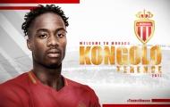 CHÍNH THỨC: Monaco đón tân binh, sẵn sàng để sao đến Man City