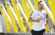 De Sciglio tập trung cùng Milan, bỏ ý định đến Juve?