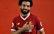 10 ngôi sao Liverpool nổi tiếng nhất trên Twitter: Salah vượt mặt tất cả