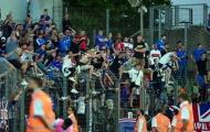 Rangers thua đau, CĐV làm loạn trên khán đài